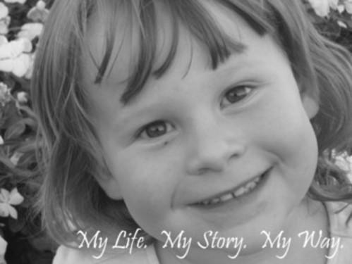My Life.  My Story.  My Way.
