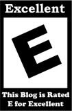 E is for Excellant Award