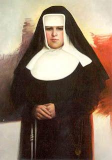 El santo de hoy...María Restituta Kafka, Beata Blessed+Maria+Restitua