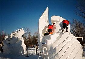 Harbin International Ice