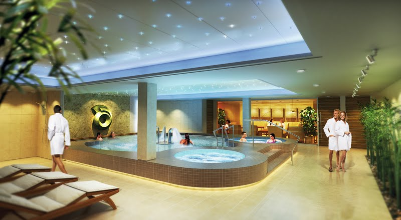 Largest Spa At Sea For The Norwegian Epic  Cruise1st Blog