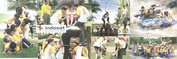 Outbound Indosat,Powerful Outbound