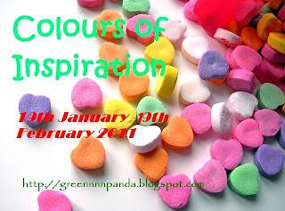 Warna Inspirasiku
