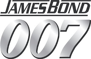 james bond 1995 to present 007 logo
