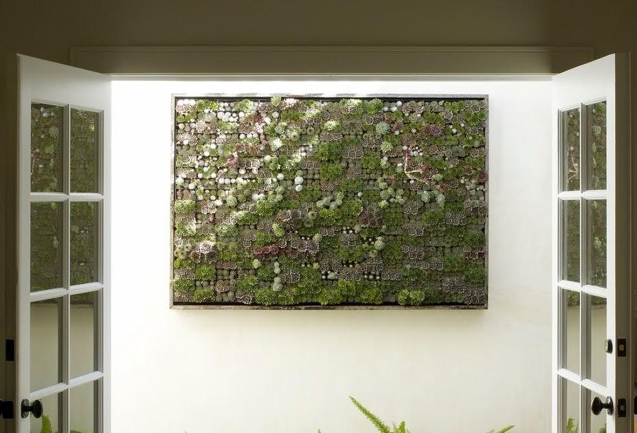 Weekend project vertical garden diy panels poppytalk for Vertical garden panels