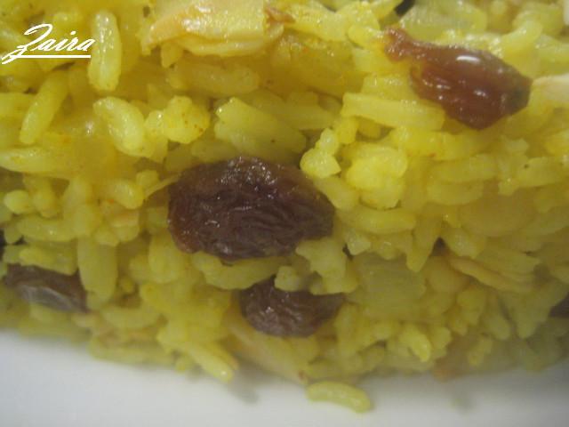 Salteado de arroz al curry con frutos secos la cocina de - Salteado de arroz ...