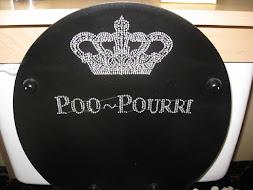 Poo Pourri Toilet Lid