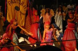 """Pastoril 2008/2009 da Escola de Danças Populares """"Nação Tremembé"""""""
