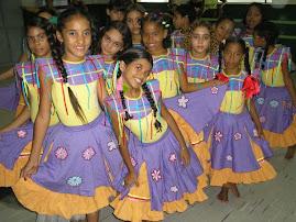 Escola de Danças Focloricas de Teresina (TEATRO DO BOI)