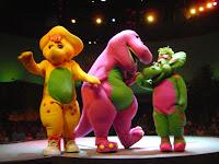 Barney show