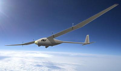 Global Observer UAV