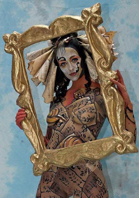 World Body Painting Design