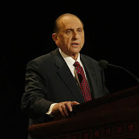 Thomas S. Monson at General Conference