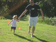 Kylee loves her Daddy!