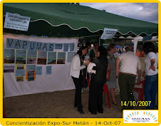 Concientización Expo-Sur Metán - 14-Oct-07