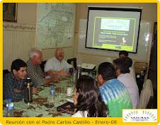 Reunión con el Padre C. Castillos - Ene-08