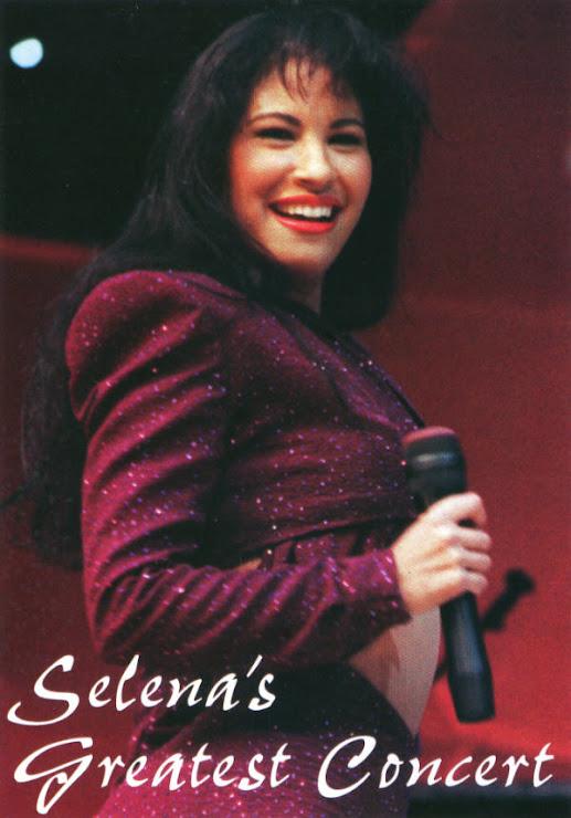 Selena - Astrodome 1995