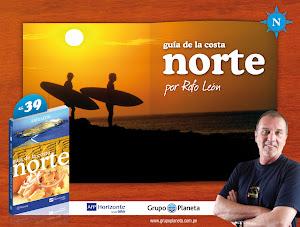 Vuelve Rafo León con la Guía de la Costa Norte
