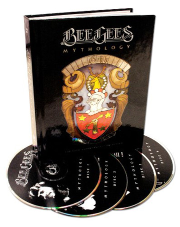 The Bee Gees[Mythology]50th Anniv Edition 4 cd boxset[Flac]-wink