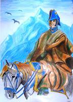 Ilustracion de San Martin
