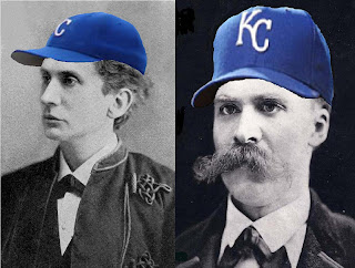 Leopold Von Sacher-Masoch and Friedrich Nietzsche-- Balls Out  Royals Fanatics