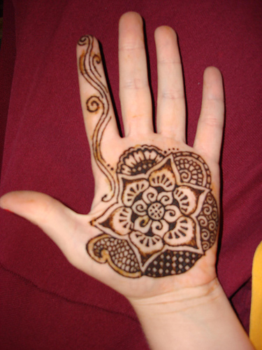 new mehndi designs 2011 for hands Party Mehndi Designs