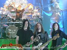 Sascha, Markus & Michael, Dani