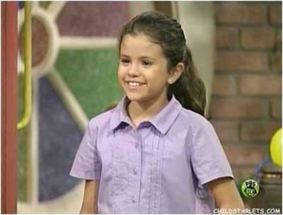 Selena Gomez Barney on Selena Gomez Young Age  Selena In Barney