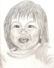 "A picture of Olivia ""Aunt Cyn"" drew  ~ 2007"