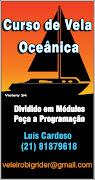 Clique na imagem para ver as condições do curso de vela oceânica