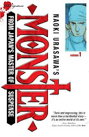 Monster volume one (manga)