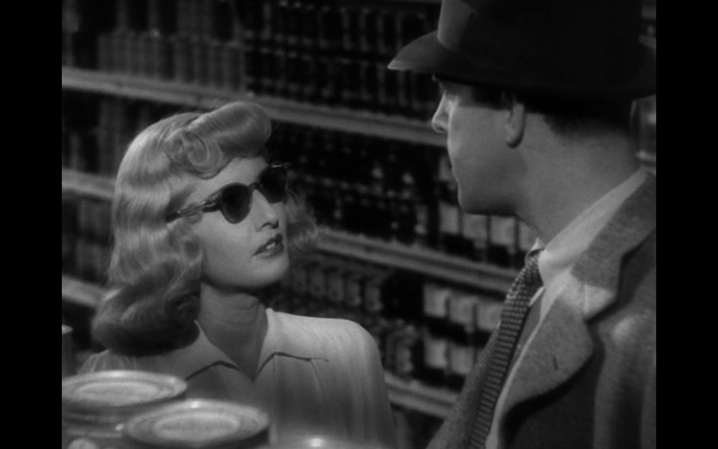essays on double indemnity film noir Start writing remarkable essays with lighting and mise-en-scene are very important in creating atmosphere and also in 'double indemnity' film noir visual.