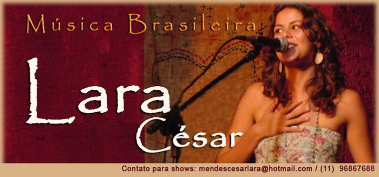Lara César MPB