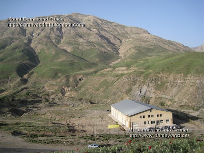 Polour Camp Mount Damavand