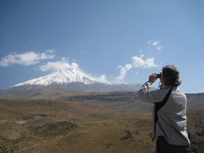 mt damavand iran, Photo by A. Soltani