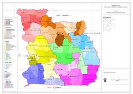 Peta Kota TangSel