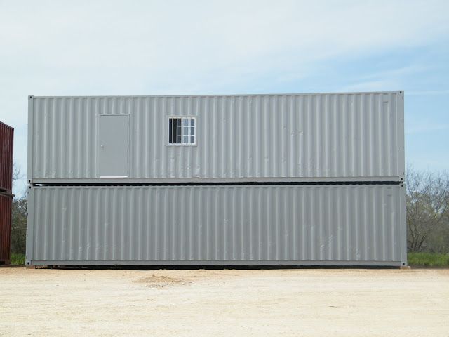 Texas container homes jesse c smith jr consultant metro containers brenham tx - Container homes texas ...