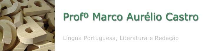 Profº Marco Aurélio Castro