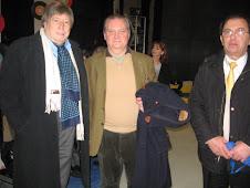 Tre personaggi di A.C.R. in Tv..