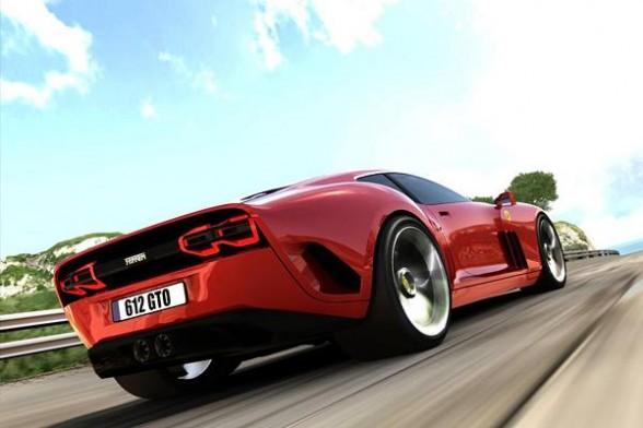 car reviews 612 gto concept by selipanov