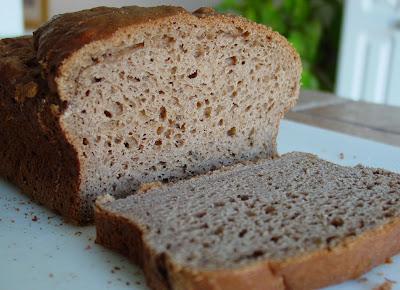 Gluten-Free Rye Style Bread