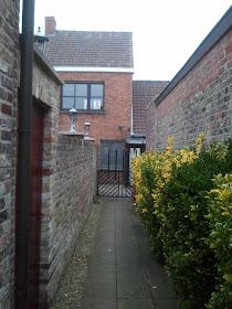 Landelijke woning, Kerkhofstraat 6, Houtave (Zuienkerke)