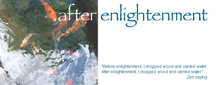 after enlightenment