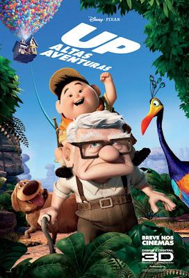 Filme poster Up – Altas Aventuras DVDRip RMVB Dublado