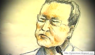 Maguindanao Massacre Court Room Hearing Sketch Pictures