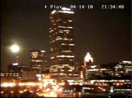 Fireball In The Sky Video