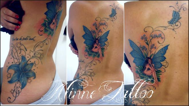 Fada Tatuagem Feminina