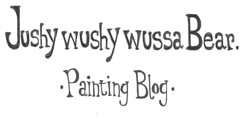 Jushtin's Painting Blog