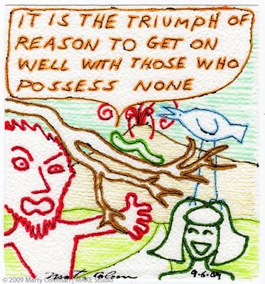 >It Is The Triumph