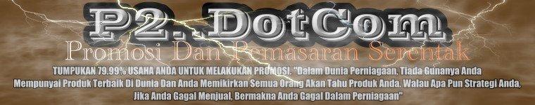 Promosi Dan Pemasaran P2..DotCom